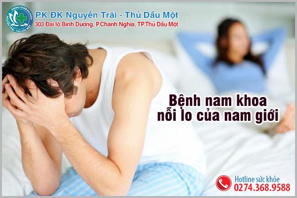 Lưu ý những căn bệnh nam giới thường gặp và cách loại bỏ an toàn