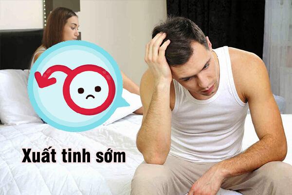 5 dấu hiệu xuất tinh sớm nam giới thường gặp phải
