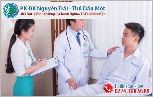 Phòng khám nam khoa uy tín ngoài giờ ở Bình Phước