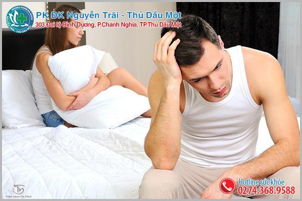 Chữa rối loạn chức năng tình dục ở nam giới nhanh chóng