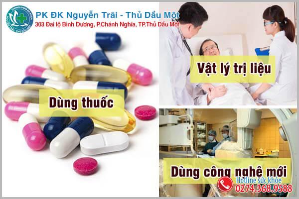Cách hỗ trợ điều trị bệnh tiểu gắt hiệu quả tại Phòng khám Đa khoa Thủ Dầu Một