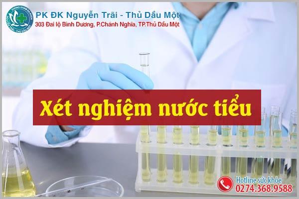 Xét nghiệm nước tiểu giúp phát hiện và chuẩn đoán bệnh sớm