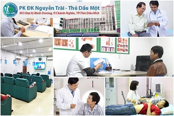 Đa khoa Nguyễn Trãi - Thủ Dầu Một hỗ trợ điều trị xuất tinh sớm an toàn và hiệu quả