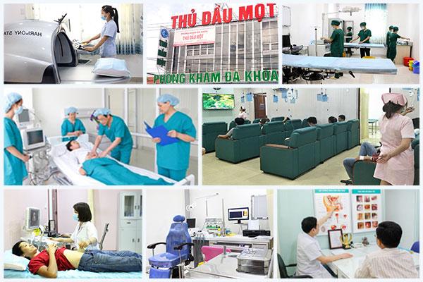 Phòng khám Nguyễn Trãi - Thủ Dầu Một hỗ trợ điều trị bệnh nam khoa an toàn tại Bình Dương