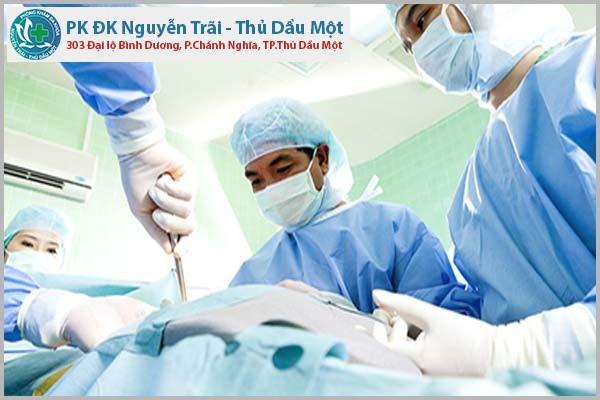 Cách chữa đau tuyến tiền liệt tại Đa Khoa Nguyễn Trãi - Thủ Dầu Một