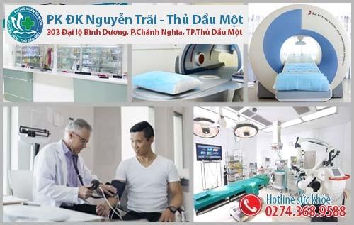 Đa Khoa Nguyễn Trãi - Thủ Dầu Một hỗ trợ chữa viêm tinh hoàn uy tín tại Bình Dương
