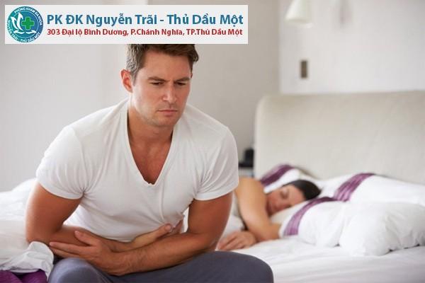 Những triệu chứng viêm tuyến tiền liệt cần lưu ý
