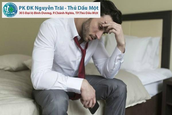 Tác hại viêm tuyến tiền liệt đối với nam giới