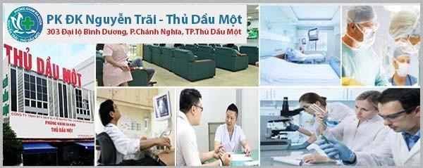 Đa Khoa Nguyễn Trãi - Thủ Dầu Một hỗ trợ điều trị đi tiểu buốt ra máu