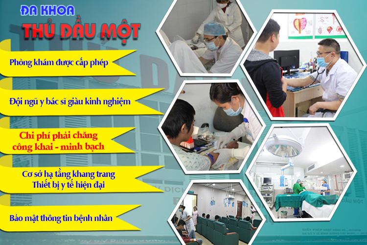 Đa Khoa Nguyễn Trãi - Thủ Dầu Một - Địa chỉ điều trị yếu sinh lý uy tín tại Bình Dương