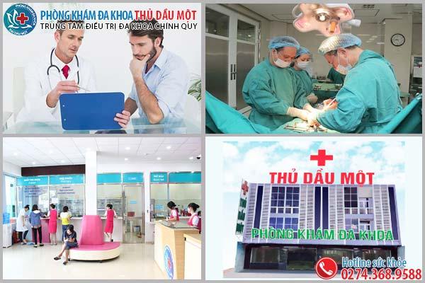 Đa Khoa Nguyễn Trãi - Thủ Dầu Một uy tín - chất lượng hàng đầu