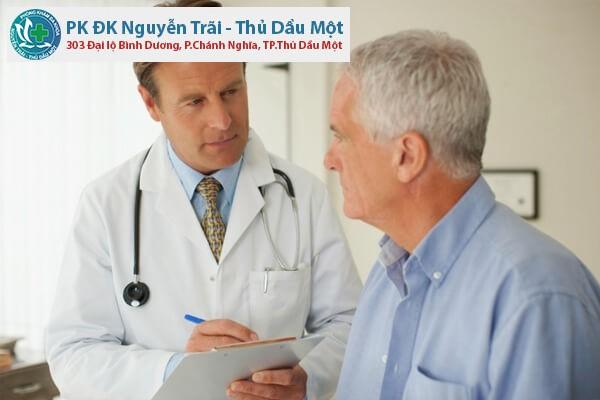 Giãn tĩnh mạch thừng tinh là bệnh gì?