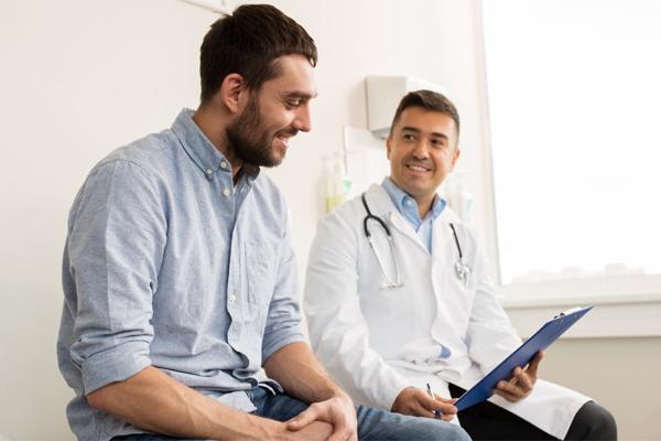 Phương pháp hỗ trợ điều trị viêm nhiễm sinh dục nam