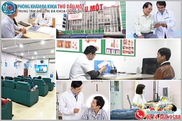Đa Khoa Nguyễn Trãi - Thủ Dầu Một