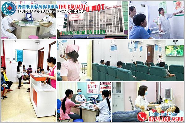 Đa Khoa Nguyễn Trãi - Thủ Dầu Một áp dụng hiệu quả